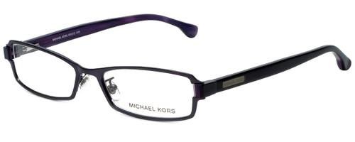 Michael Kors Designer Reading Glasses MK313-506 in Plum 52mm