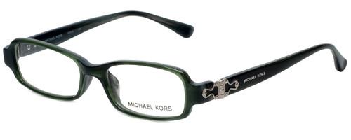 Michael Kors Designer Reading Glasses MK619-306 in Green 46mm