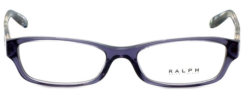 Ralph Lauren Designer Eyeglasses RA7040-1070 in Violet 51mm :: Progressive