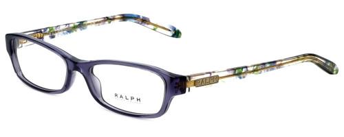 Ralph Lauren Designer Eyeglasses RA7040-1070 in Violet 51mm :: Progressive