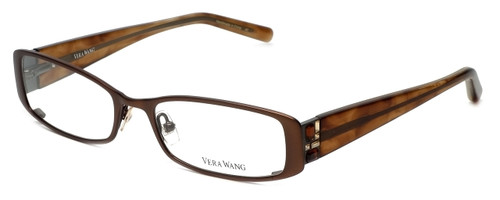 Vera Wang Designer Reading Glasses V075 in Brown 51mm