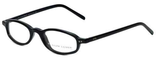 Ralph Lauren Designer Reading Glasses RL6008-5001 in Black 46mm
