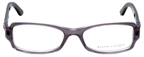 Ralph Lauren Designer Reading Glasses RL6075-5306 in Lilac 50mm