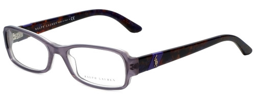 Ralph Lauren Designer Reading Glasses RL6075-5306 in Lilac 50mm