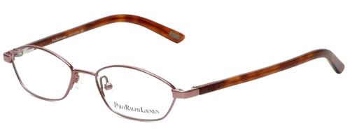 Ralph Lauren Polo Designer Eyeglasses Polo-8006-137 in Copper 44mm :: Custom Left & Right Lens