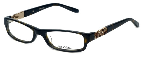 Vera Wang Designer Reading Glasses V083 in Tortoise 50mm