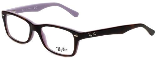 adb083aea99dc Ray-Ban Designer Eyeglasses RB1531-3700 in Tortoise Violet 48mm    Rx  Single Vision