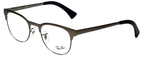 Ray-Ban Designer Reading Glasses RB6317-2834 in Gunmetal 49mm
