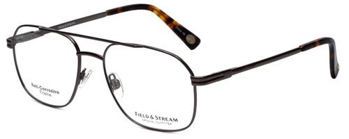 Field & Stream Designer Eyeglasses FS-011 in Gunmetal 57mm :: Rx Bi-Focal