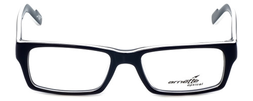 Arnette Designer Eyeglasses 7039-1097 in Dark Blue White 49mm :: Progressive
