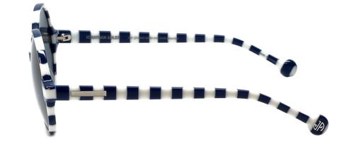 Jonathan Adler Designer Sunglasses Cote D'azur in Navy