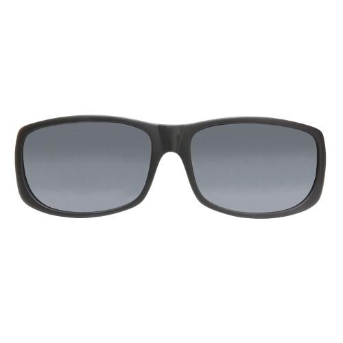 a4fb3616dd Jonathan Paul® Fitovers Eyewear Large Pandera in Matte Black   Gray PD001