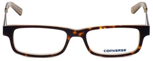Converse Designer Eyeglasses City-Limits-Tortoise in Tortoise 51mm :: Custom Left & Right Lens