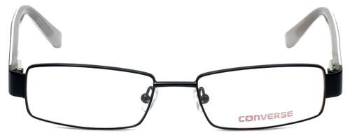 Converse Designer Eyeglasses Wait-For-Me-Black in Black 49mm :: Custom Left & Right Lens