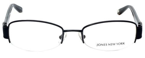 Jones New York Designer Eyeglasses J459-Black in Black 51mm :: Progressive