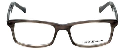 Lucky Brand Designer Eyeglasses Citizen-GREY in Grey 52mm :: Custom Left & Right Lens