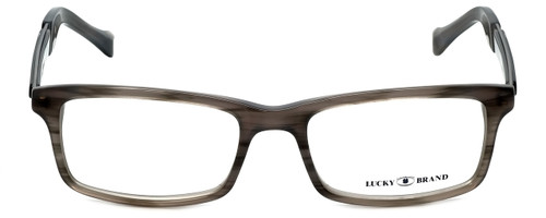 Lucky Brand Designer Eyeglasses Citizen-GREY in Grey 52mm :: Progressive