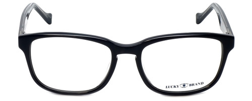 Lucky Brand Designer Reading Glasses Folklore-Black in Black 52mm