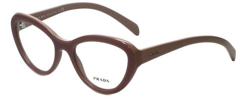 38dc8396e7c7 Prada Designer Eyeglasses VPR25R-TKQ1O1 in Green 52mm    Progressive ...