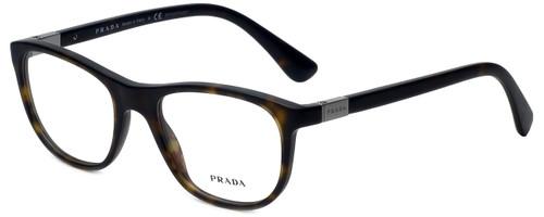 256a8e501be4 Prada Designer Reading Glasses VPR29S-HAQ1O1-52 in Matte Havana 52mm