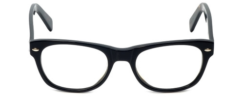 Eyefly Designer Eyeglasses Mensah-Jomo-Street in Black 50mm :: Custom Left & Right Lens