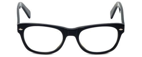 Eyefly Designer Eyeglasses Mensah-Jomo-Street in Black 50mm :: Rx Bi-Focal