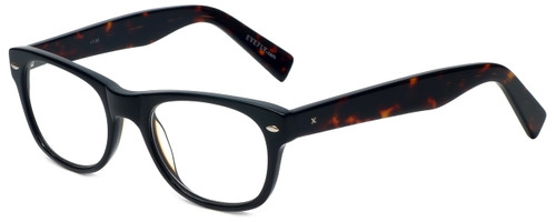 Eyefly Designer Reading Glasses Mensah-Jomo-Street in Black 50mm
