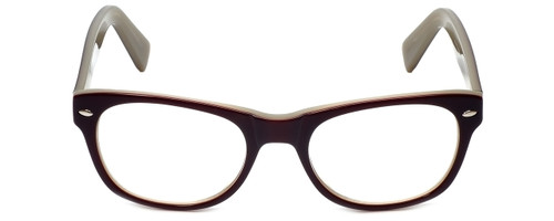 2db8989b291c Eyefly Designer Reading Glasses Mensah-Jomo-Street in Eggplant 50mm