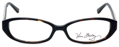 Vera Bradley Designer Eyeglasses Addison-MRG in Mocha Rouge 53mm :: Custom Left & Right Lens