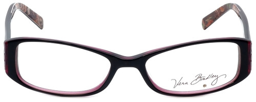 Vera Bradley Designer Eyeglasses 3001-PLM in Piccadilly Plum 51mm :: Rx Single Vision