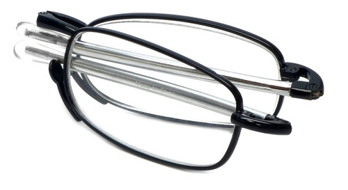 Calabria PFR-30 Metal Folding Reading Glasses