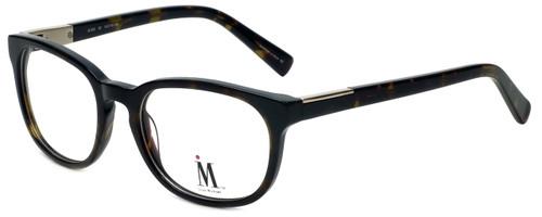 Isaac Mizrahi Designer Reading Glasses M502-02 in Tortoise 53mm