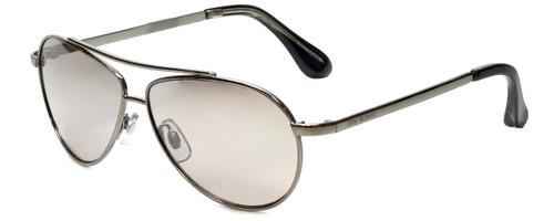 b45866cdf68 Isaac Mizrahi Designer Sunglasses IM16-49 in Silver with Silver ...