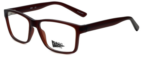 2000 and Beyond Designer Reading Glasses 3059-MBRN in Matte Brown 55mm