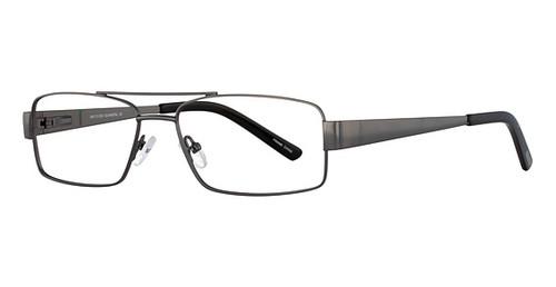 Dale Earnhardt, Jr. 6783 Designer Reading Glasses in Gun-Metal