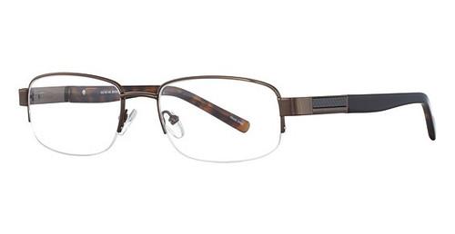 Dale Earnhardt, Jr. 6794 Designer Reading Glasses in Brown