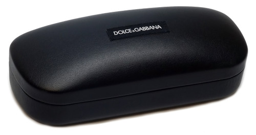 Dolce & Gabbana Authentic Clamshell Case in Black