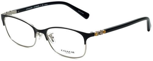 Coach Designer Reading Glasses HC5084D-9192 in Satin Black 53mm