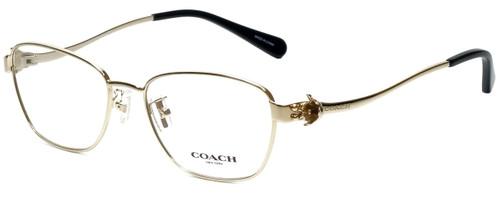 Coach Designer Reading Glasses HC5086-9291 in Light Gold 52mm