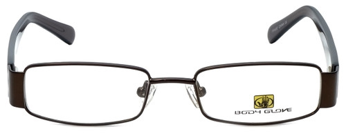 Body Glove Designer Eyeglasses BB110-GUN in Gunmetal  KIDS SIZE 46mm :: Custom Left & Right Lens