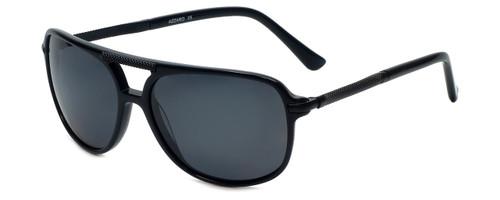 Azzaro Designer Polarized Sunglasses AZ4396-C1 in Black 58mm