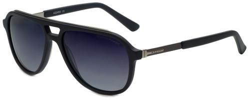 Azzaro Designer Polarized Sunglasses AZ4397-C2 in Grey 57mm