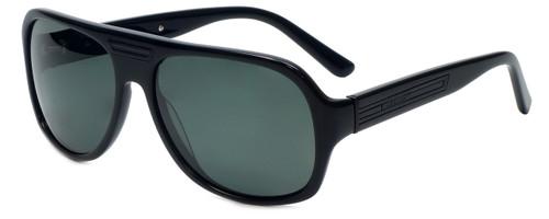 Azzaro Designer Polarized Sunglasses AZ4399-C1 in Black 61mm
