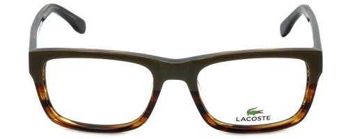 Lacoste Designer Eyeglasses L2740-318 in Military Green 53mm :: Custom Left & Right Lens