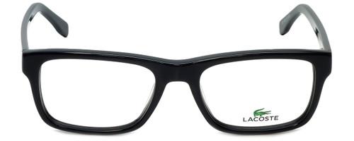 Lacoste Designer Eyeglasses L2740-001 in Black 53mm :: Rx Single Vision