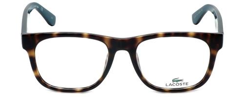 Lacoste Designer Eyeglasses L2771-214 in Tortoise 53mm :: Rx Single Vision