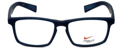 90c7c2af2c Nike Designer Eyeglasses Nike-4258-034 in Obsidian 53mm    Rx Single Vision