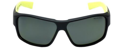 Nike Designer Sunglasses Reverse EV0819 in Matte Black Volt