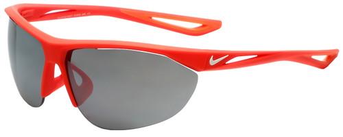 Nike Designer Sunglasses Tailwind Swift EV0916 in Matte Bright Crimson