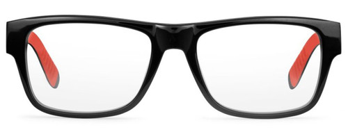 Carrera Designer Eyeglasses CA4402-029A in Shiny Black 54mm :: Custom Left & Right Lens